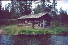 Museokämppä Suomunruoktu 1.8.2001