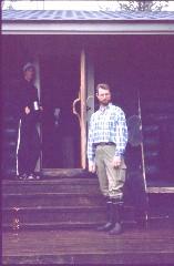 Hillton Luirojärvellä 2.8.2001