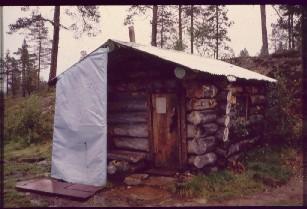 Taajostuvan sauna 2.9.1982