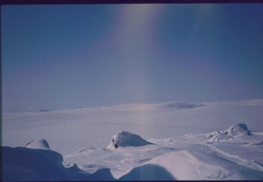Virdninibalta länteen/luoteeseen 13.4.1987