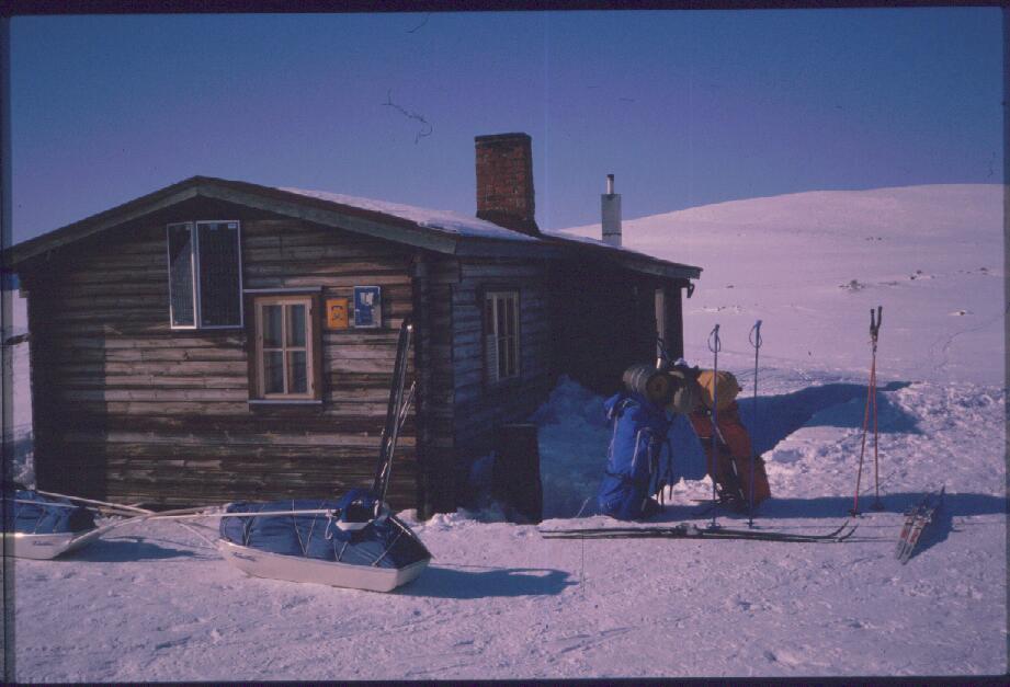 Saarijärven tupa 15.4.1988