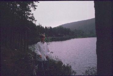 Ravadasjärven tuvan lähellä 20.7.1989
