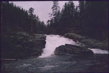 Ravadasköngäs 20.7.1989