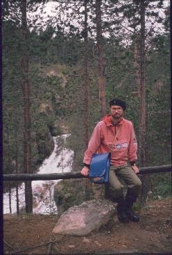 Ravadasjoen putouksia 20.7.1989