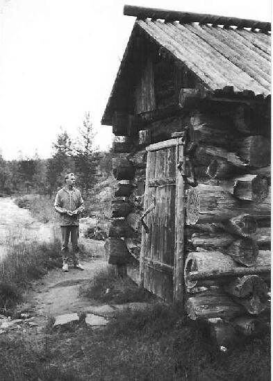 Suomun ruoktu (museokämppä) 29.8.1995