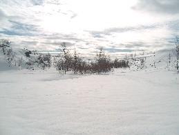 Vedenhakupaikka Madjoen tuvalla 25.4.2005