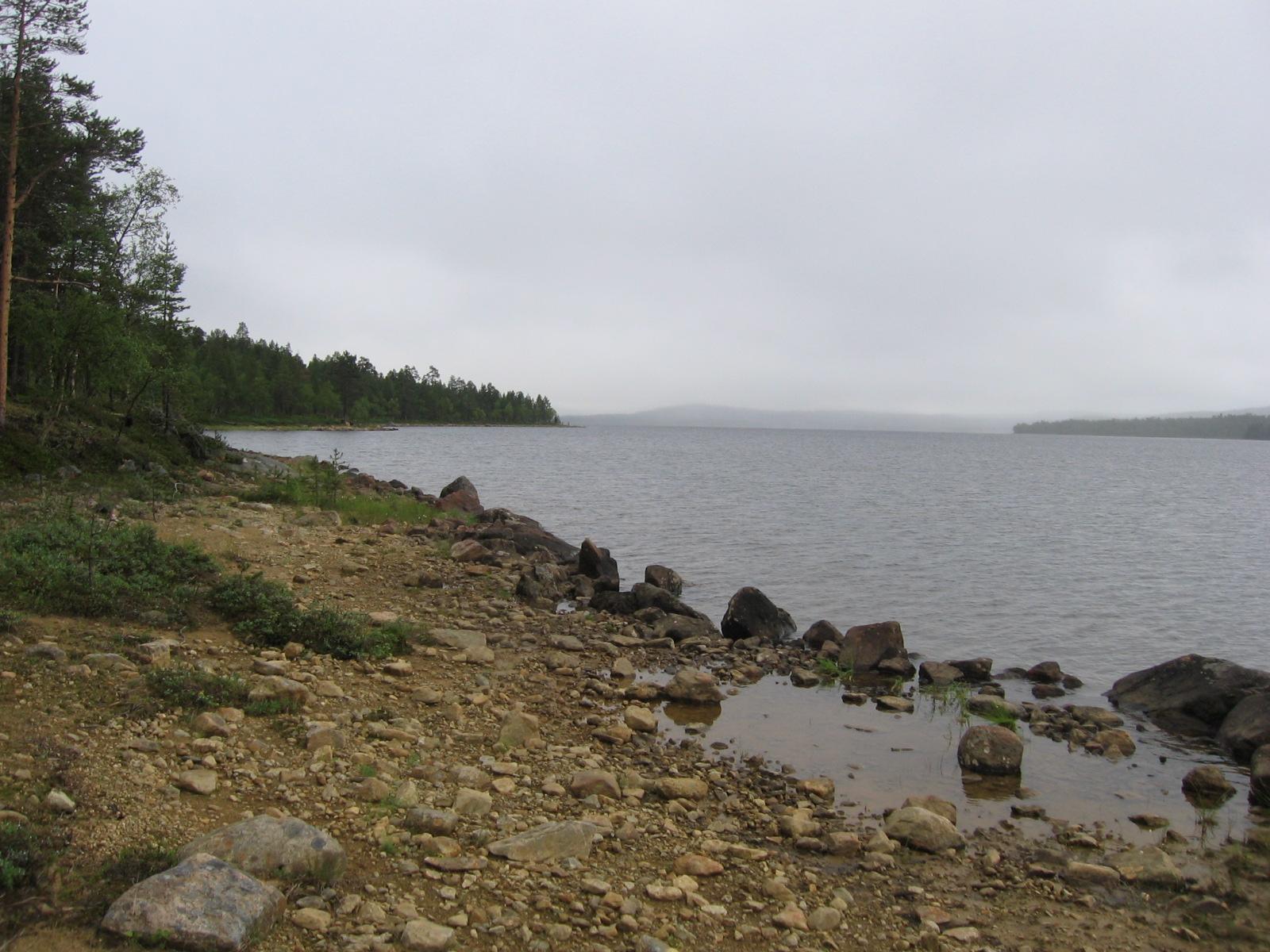 Hammasjärvi 5.8.2010
