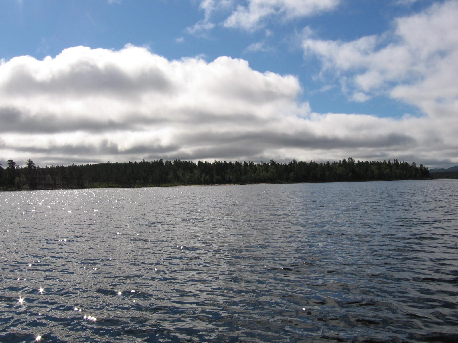 Hammasjärvi 6.8.2010