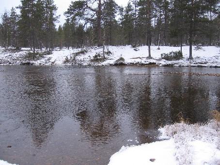 Luirojoki 24.10.2006