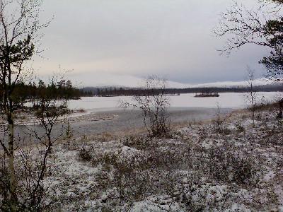 Luirojärvi 24.10.2006