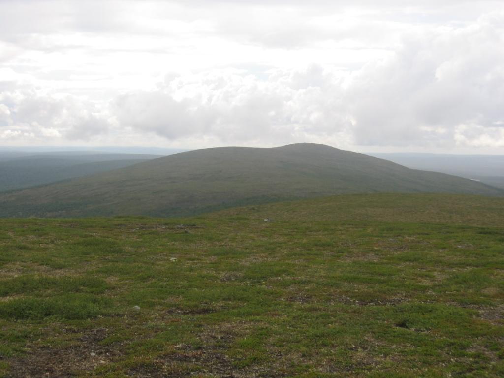Jeägeloaivi Roavvoaivilta 29.7.2007