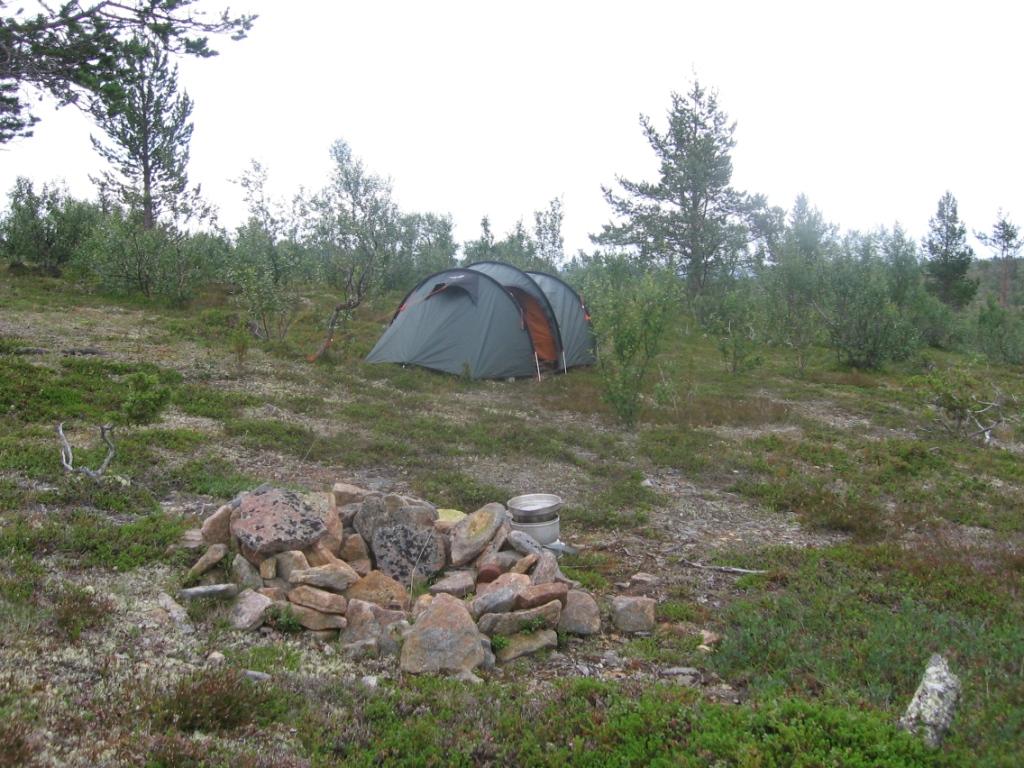 Soabbegeäldimoaivin laaksossa 31.7.2007