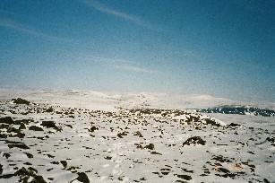 Kahperusvaaralta Haltille 2.5.2003