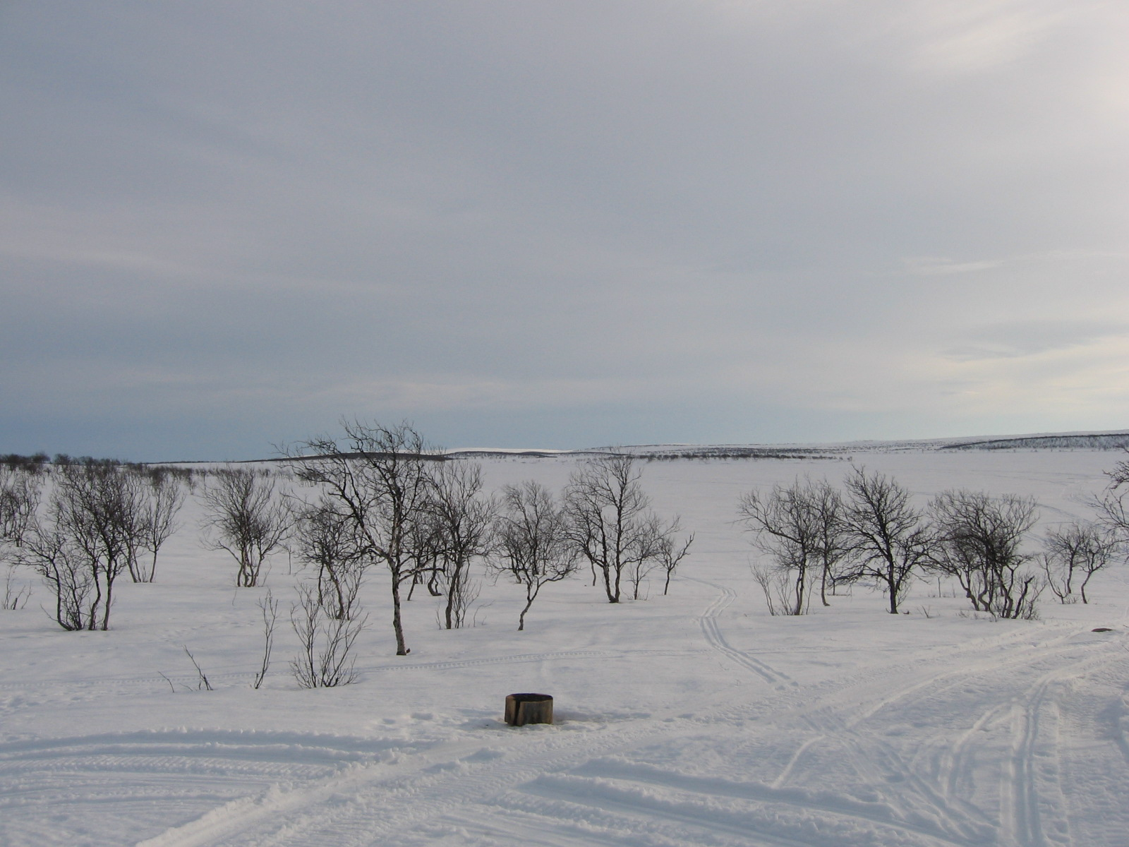 Tsaarajärvi 12.4.2010