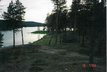 Aittajärvi 15.7.2000