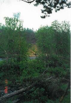 Snellmanin maja Suomun takaa 17.7.2000