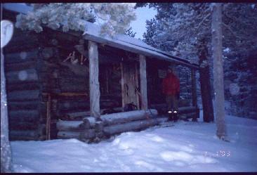 SusiKyrön päämajoitusrakennus 1.1.2003