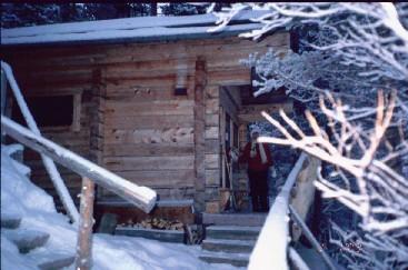 SusiKyrön sauna 2.1.2003