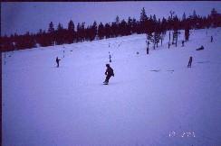 Pekko Iisakkipään rinteellä 19.2.2003