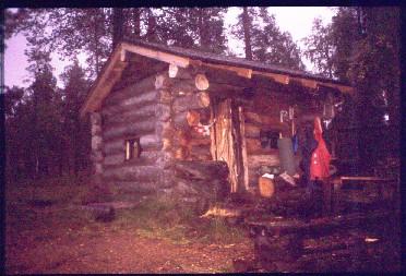 Muorravaarakan sauna 31.8.1982
