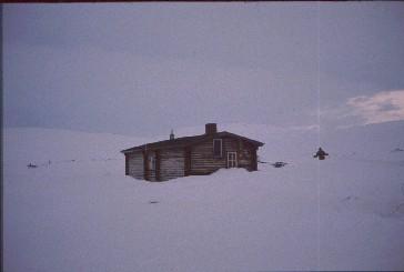 Saarijärven tupa 12.4.1990