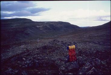 Kahperusvaarat ja Kuonjarvaggi 14.8.1991