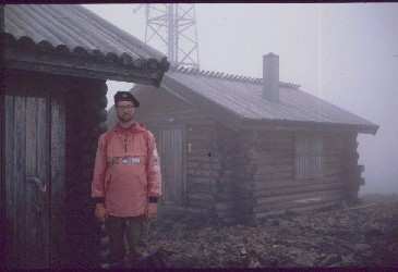 Ridnitsohkkan huoltotuvat 17.8.1991