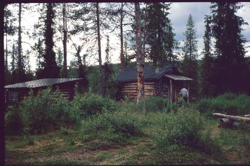 Peuraselän tupa 14.7.1994