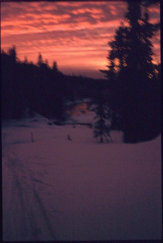 Äkäsjoki 21.12.1997
