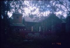 Pielpajärven erämaakirkko 11.7.1999