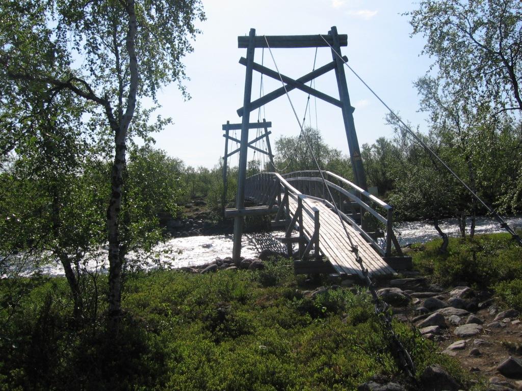 Näätämöjoen silta 30.6.2009