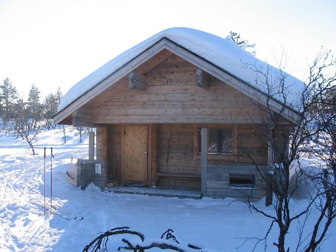 Hannukurun sauna 20.3.2007
