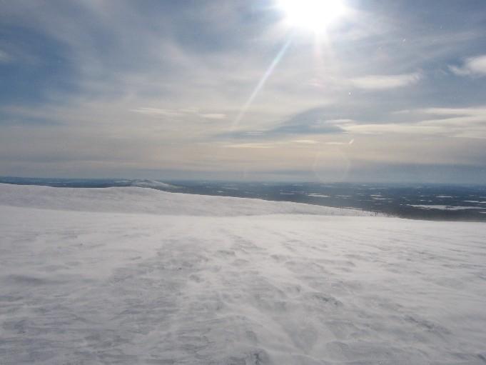 Ruototunturi Rautuvaaralta 22.3.2007