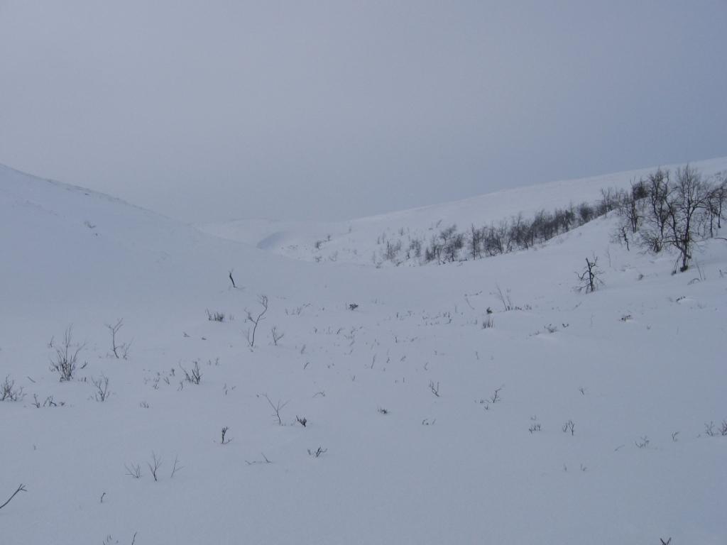 Uhca Nirveoaivvasin ja Skoahppagasoaivin välinen sola 9.3.2009