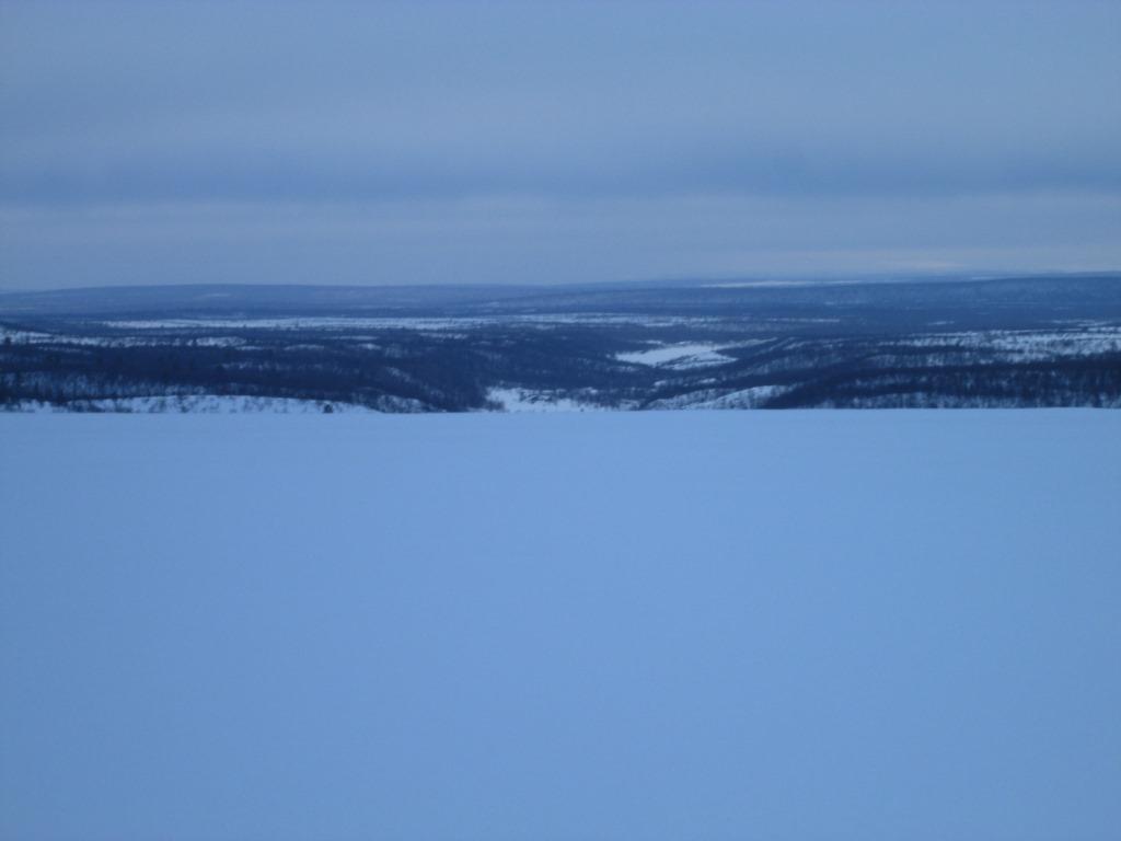 Mukkavaaralta kaakkoon 22.3.2014
