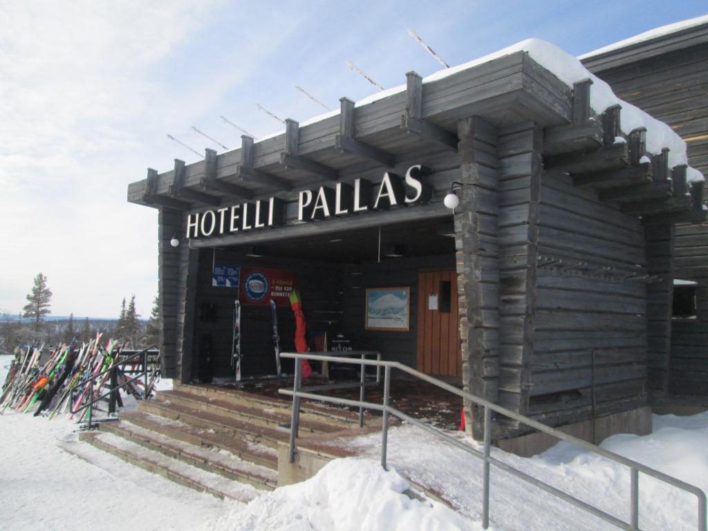 Hotelli Pallas 16.3.2019