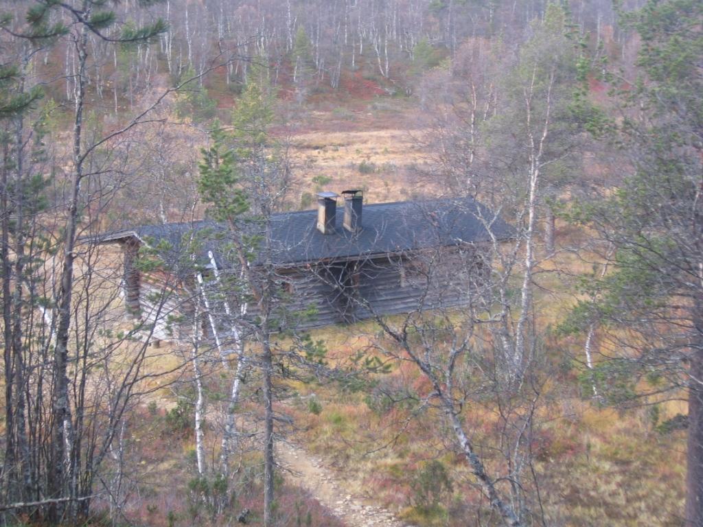 Tuiskukurun kämppä 23.9.2008