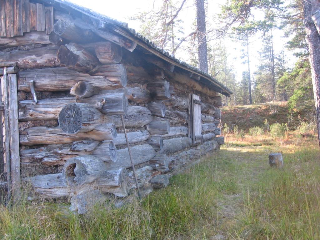 Suomunruoktun museokämppä 24.9.2008